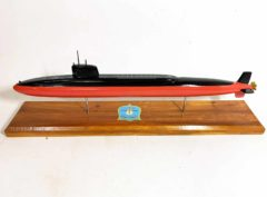 USS Thomas A. Edison SSBN-610 Submarine Model