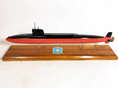 USS Thomas A. Edison SSBN-610 Submarine Model