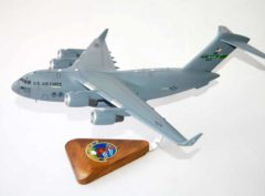 97th Airlift Squadron Fightin' Roos (McChord AFB) C-17 Model