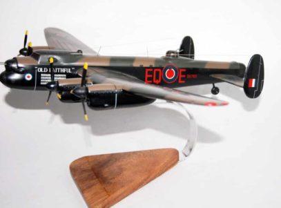 Avro Lancaster Model