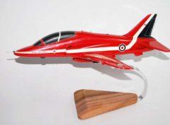 BAe Hawk T.1A Red Arrows XX237 Model