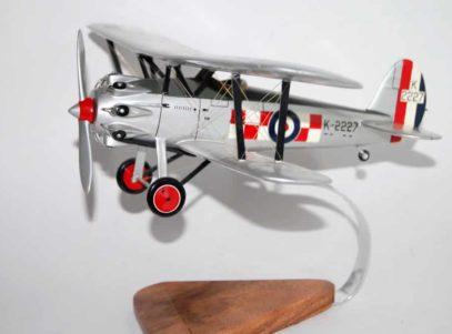 Bristol Bulldog Model