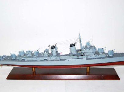 USS Fletcher (DD-445) Destroyer Model