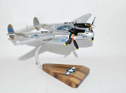 Putt Putt Maru P-38 Model