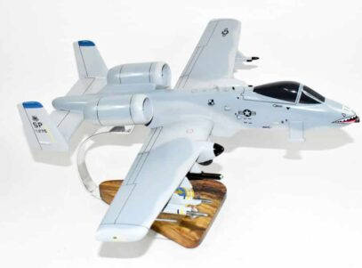 81st Fighter Squadron A-10 Model