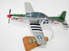97th Flying Training Squadron Devil Cat T-6A Model