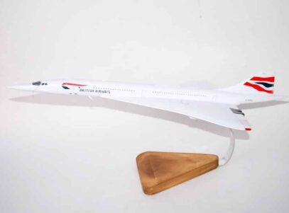 Concorde British Airways Model
