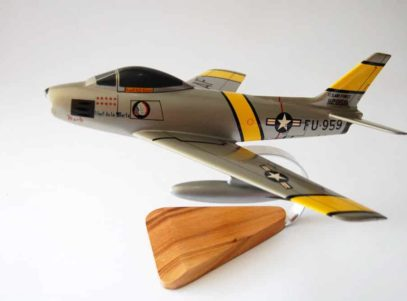 USAF North American F-86 Sabre Model