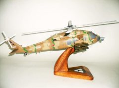 NSAWC Seahawk MH-60S Model