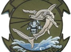 HMH-366 Hammerheads OD Patch – Sew On