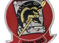 HMT-303 Squadron Patch – Sew On