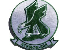 VA-205 Green Flacons Squadron Patch –Sew On