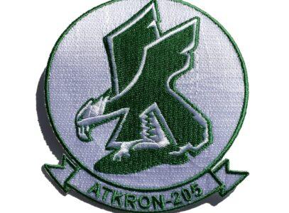 VA-205 Green Flacons Squadron Patch –Sew On