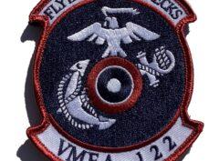 VMFA-122 Flying Leathernecks Patch – Sew On