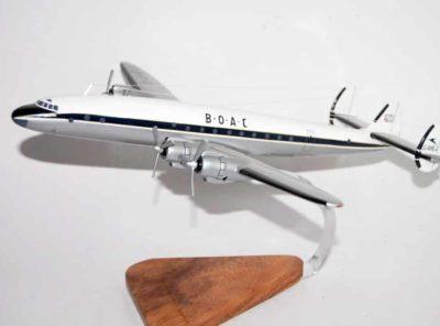 BOAC L-049 Constellation Model