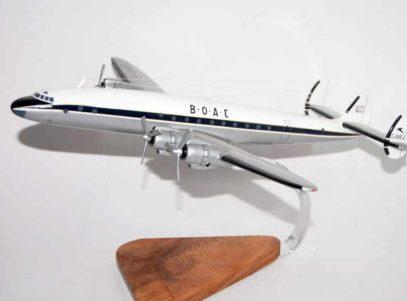 BOAC- Lockheed L-049 Constellation Model