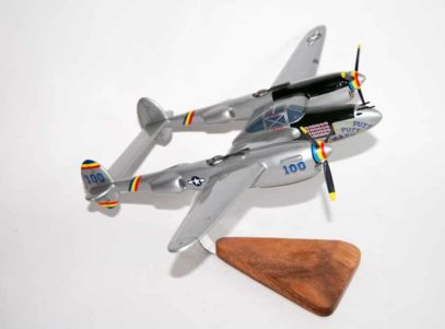 Putt Putt Maru Lockheed P-38 Model