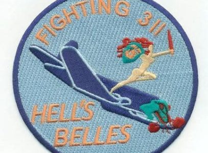 VMF-311 WWII Squadron Patch – Sew On