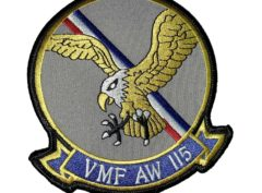 VMF (AW)-115 Squadron Patch – Sew On