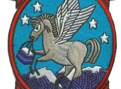 HMM-163 Ridge Runners 1970 Patch – Sew On