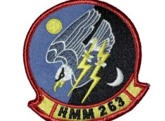 HMM-263 Thunder Chickens Squadron Patch – Sew On