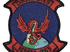 HMM-265 Dragons Patch- Sew On
