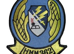HMM-362 Squadron Patch – Sew On