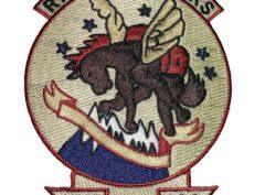 HMR-163 Ridgerunners Squadron Patch – Sew On
