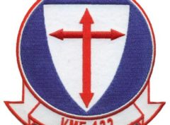 VMF-122 Crusaders Patch – Sew On