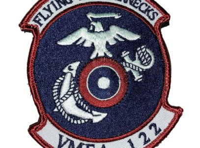 VMFA-122 Flying Leathernecks Patch – Sew On