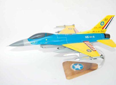 111th Fighter Squadron F-16 Fighting Falcon Model