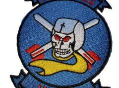 VMO-4 Evil Eyes Squadron Patch – Sew On