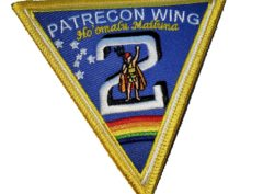 Patrol Recon Wing 2 Patch – Sew On