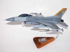 79th Fighter Squadron F-16 Fighting Falcon Model