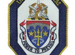 USS ANTIETAM CG-54 Patch – Sew On