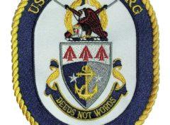 USS GETTYSBURG CG-64 Patch – Sew On