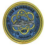USS BAINBRIDGE CGN-25 Patch – Sew On