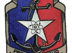 USS TEXAS CGN-39 Patch – Sew On