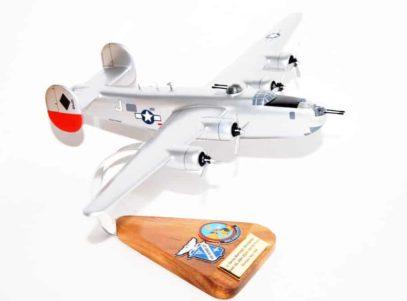 744th Bomb Squadron, 456th Bomb Group B-24J Model