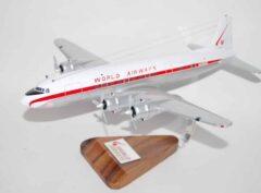World Airways DC-6 Model
