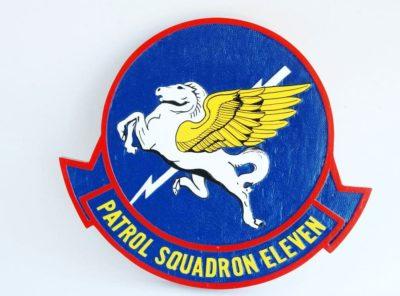VP-11 Proud Pegasus Plaque