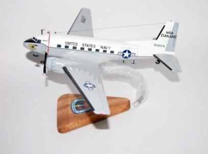 NAVSUPPACT Da Nang C-117 Skytrain Model