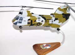 HMM-266 Fighting Griffins 1987 CH-46 Model