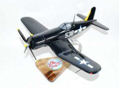 VMF-211 Wake Island Avengers F4U Model