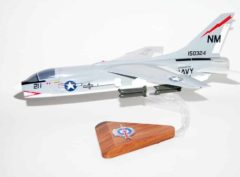 VF-194 Red Lightnings (1969) F-8 Model