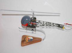 HT-8 Grasshoppers H-13 Model