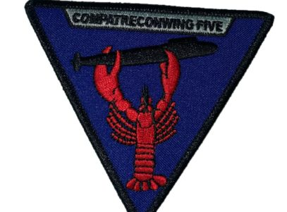 Patrol Wing 5 Patch – Sew On