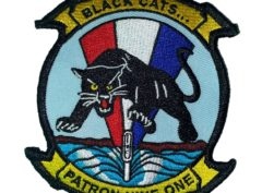VP-91 Black Cats Patch – Sew On