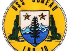 USS JUNEAU LPD-10 Patch – Sew On