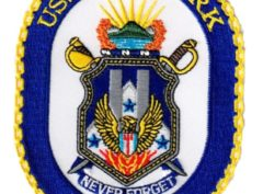 USS NEW YORK LPD-21 Patch – Sew On
